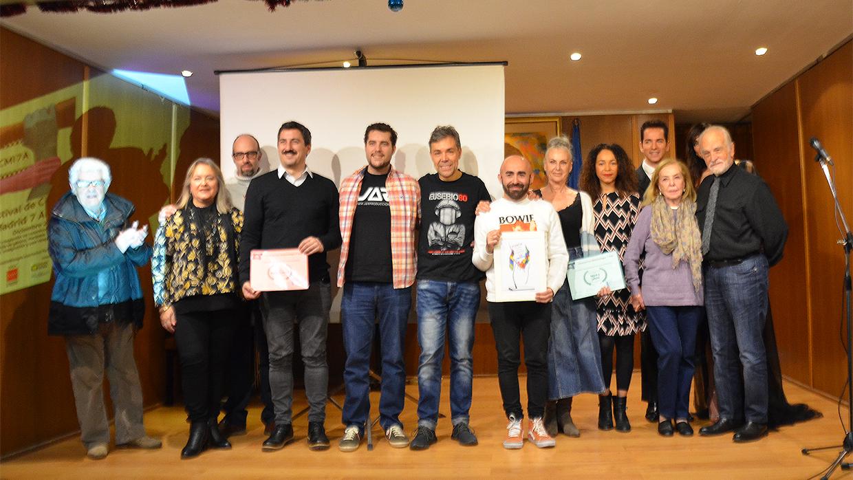 Clausura I Festival Cine Madrid Integra