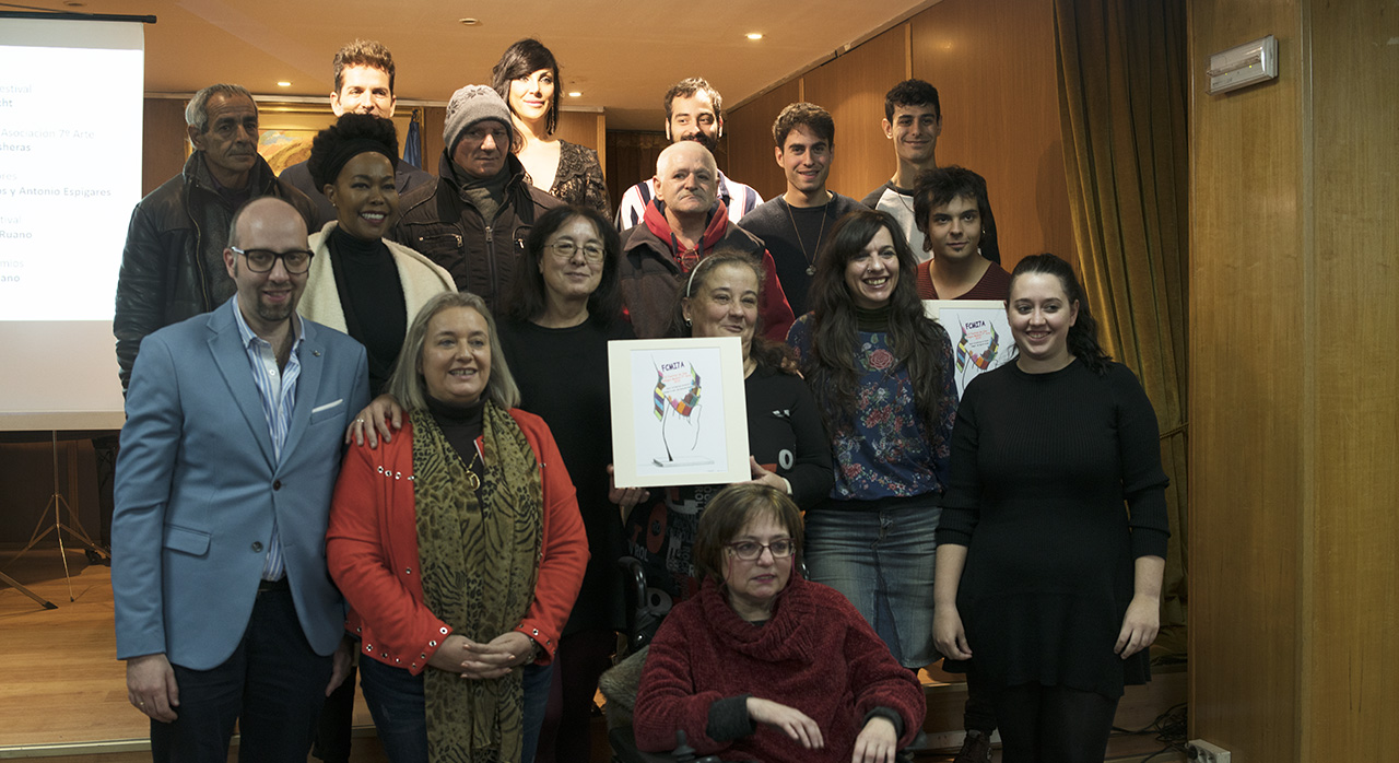 Premiados II Festival Madrid Integra 7 Arte