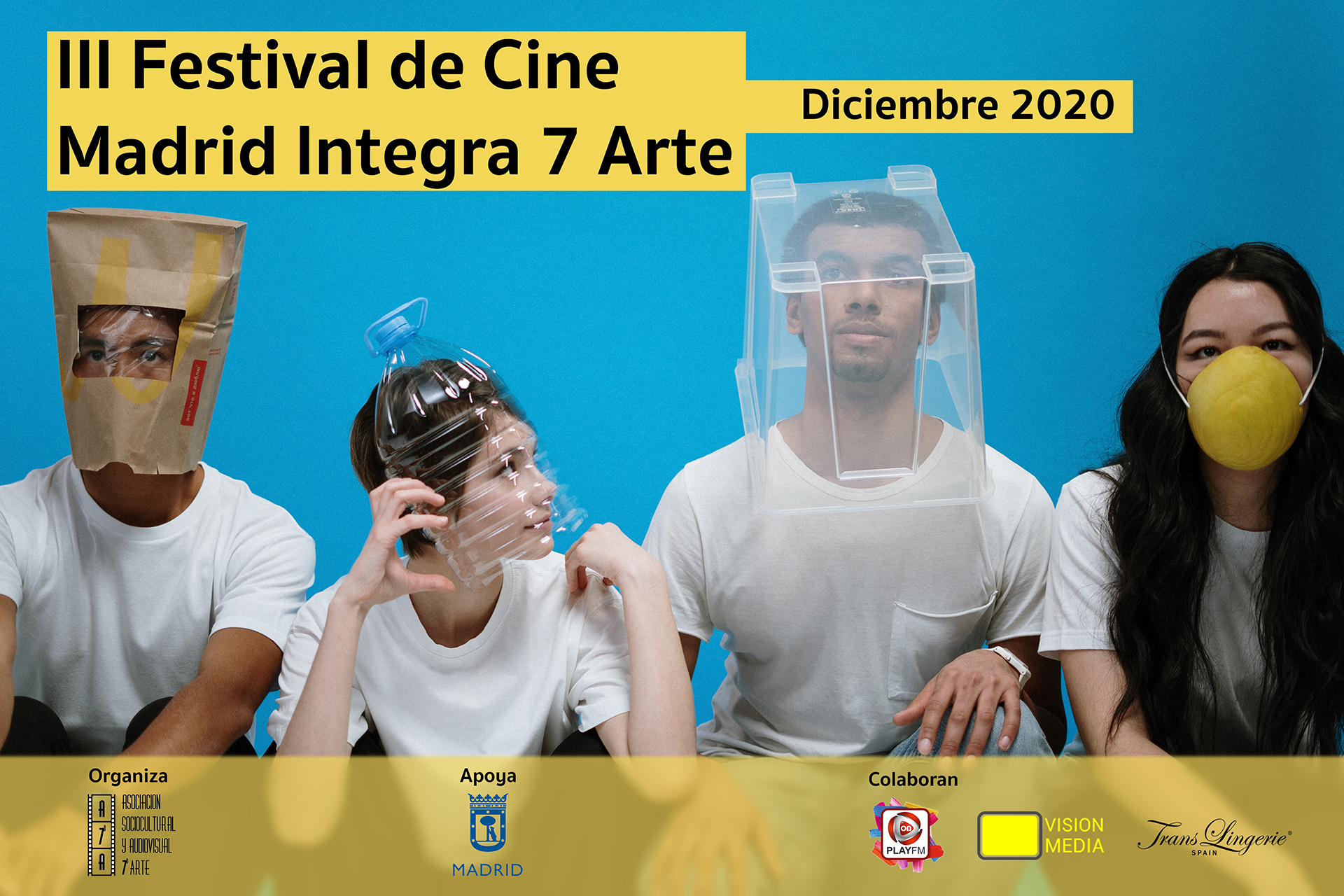 Festival Madrid Integra 7 Arte